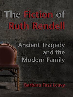 cover image of The Fiction of Ruth Rendell