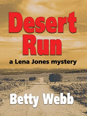 cover image of Desert Run