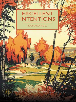 cover image of Excellent Intentions