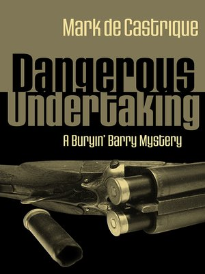 cover image of Dangerous Undertaking