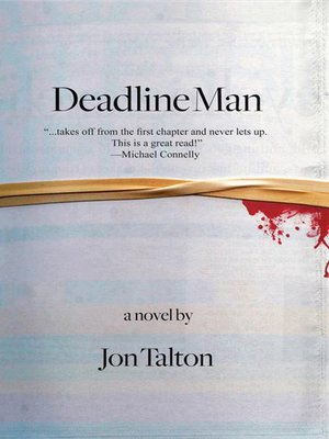 cover image of Deadline Man