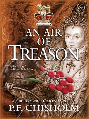 cover image of An Air of Treason