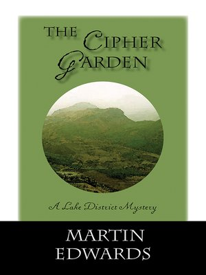 cover image of The Cipher Garden
