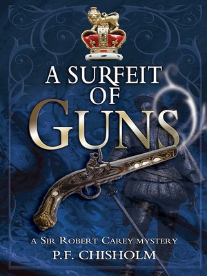 cover image of A Surfeit of Guns
