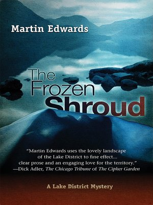 cover image of The Frozen Shroud
