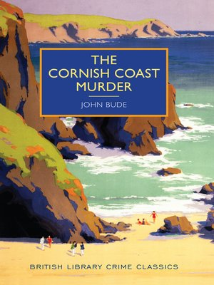 cover image of The Cornish Coast Murder