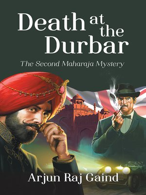 cover image of Death at the Durbar