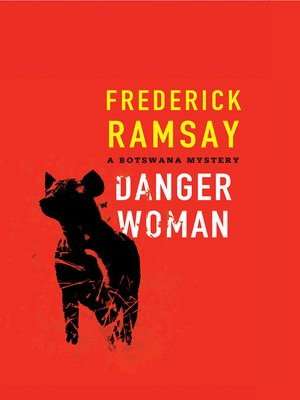 cover image of Danger Woman