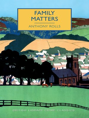 cover image of Family Matters