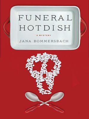 cover image of Funeral Hotdish