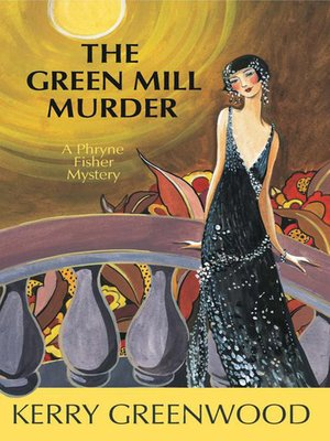 cover image of The Green Mill Murder