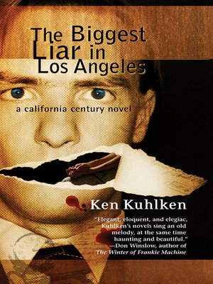 cover image of The Biggest Liar in Los Angeles