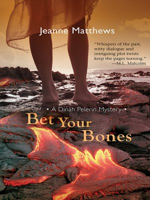 cover image of Bet Your Bones