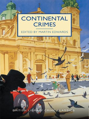 cover image of Continental Crimes