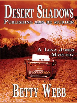 cover image of Desert Shadows