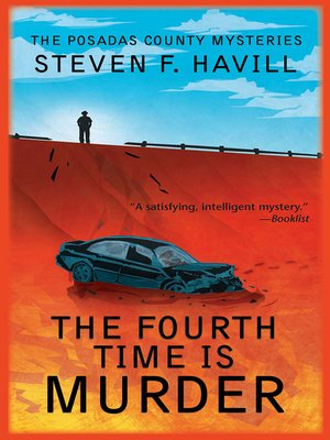 cover image of The Fourth Time is Murder