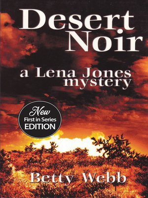cover image of Desert Noir