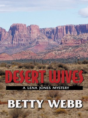 cover image of Desert Wives