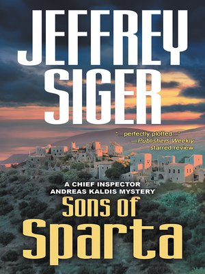 cover image of Sons of Sparta