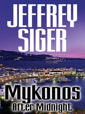 cover image of Mykonos After Midnight