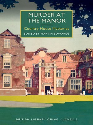 cover image of Murder at the Manor