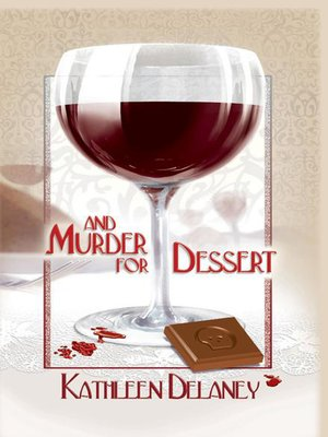 cover image of And Murder for Dessert
