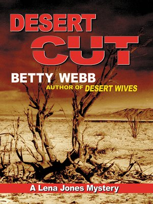 cover image of Desert Cut