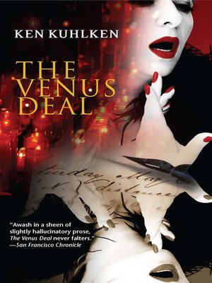 cover image of The Venus Deal