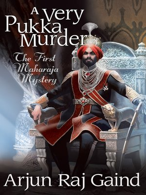 cover image of A Very Pukka Murder
