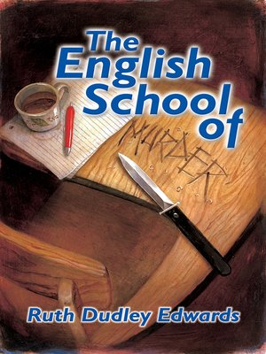 cover image of The English School of Murder