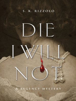 cover image of Die I Will Not