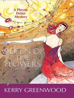 cover image of Queen of the Flowers