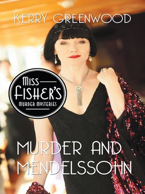 cover image of Murder and Mendelssohn