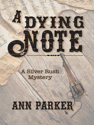 cover image of A Dying Note