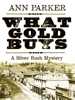 cover image of What Gold Buys