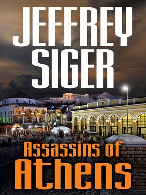 cover image of Assassins of Athens