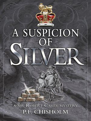 cover image of A Suspicion of Silver