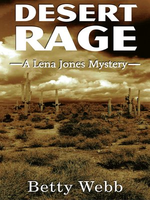 cover image of Desert Rage