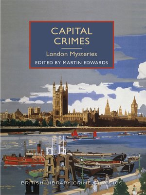 cover image of Capital Crimes