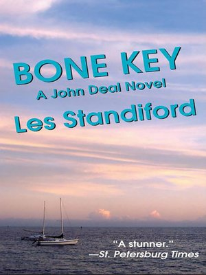 cover image of Bone Key