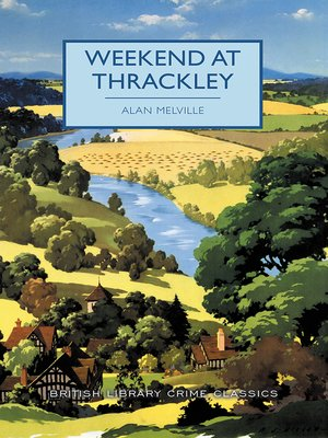 cover image of Weekend at Thrackley