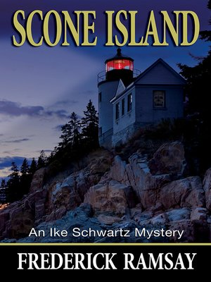 cover image of Scone Island