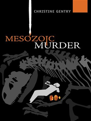 cover image of Mesozoic Murder