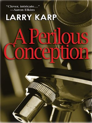 cover image of A Perilous Conception