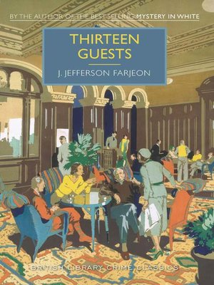 cover image of Thirteen Guests