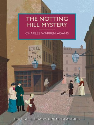 cover image of The Notting Hill Mystery