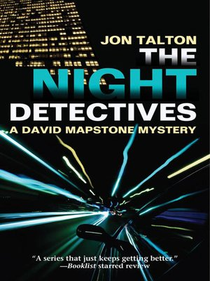cover image of The Night Detectives