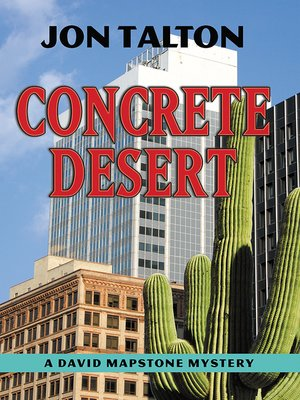 cover image of Concrete Desert