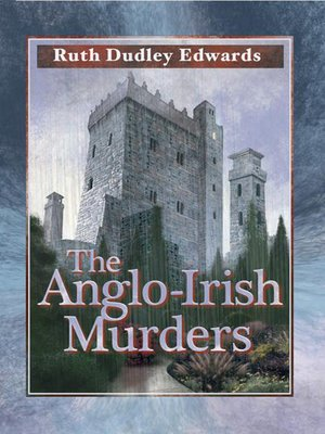 cover image of The Anglo-Irish Murders