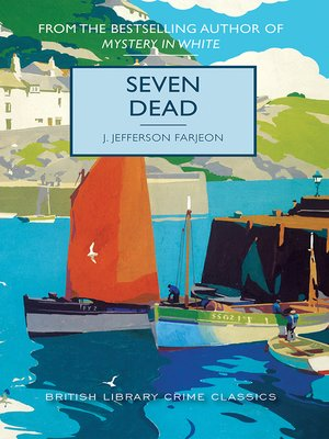cover image of Seven Dead